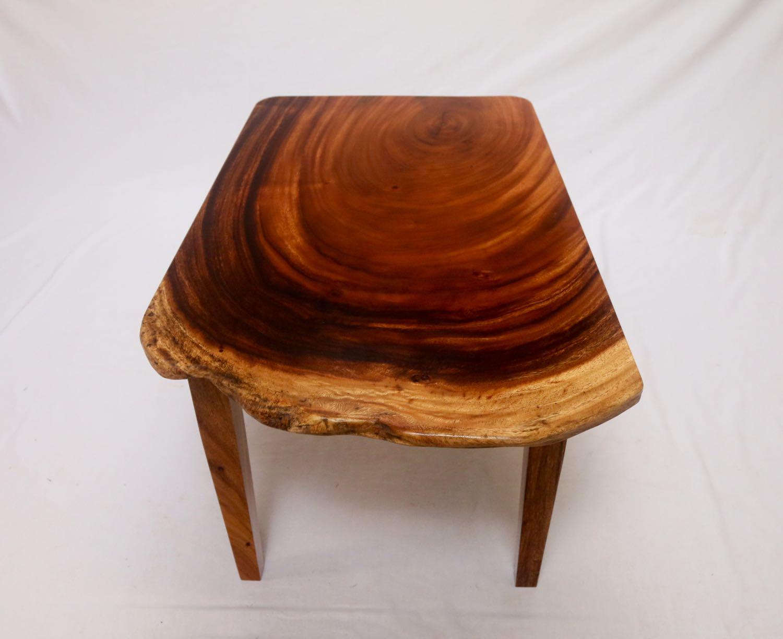 monkeypod coffee table