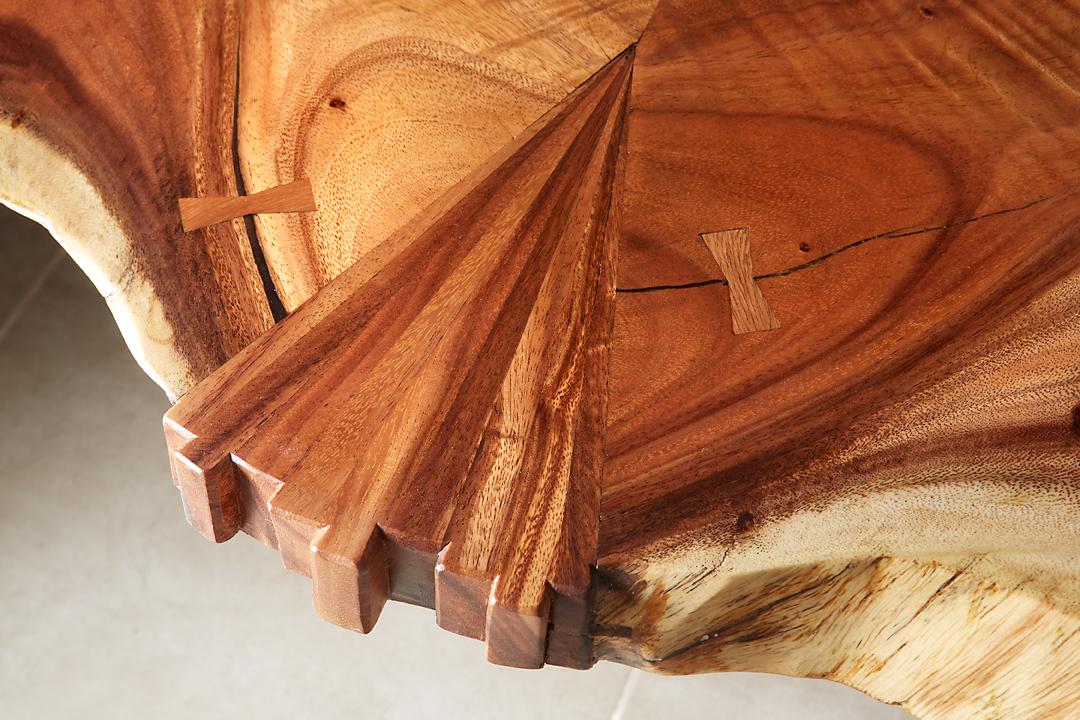 Wedge Detail