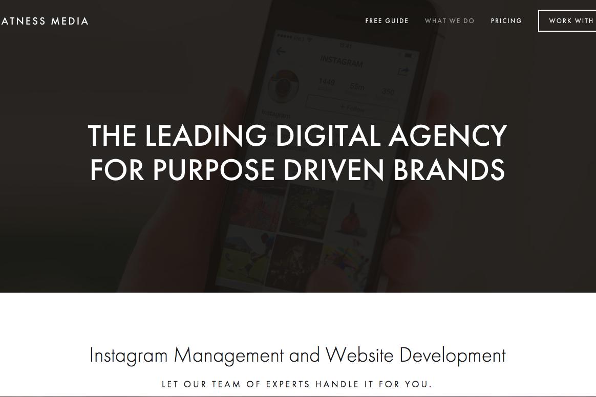Greatness Media (digital agency)