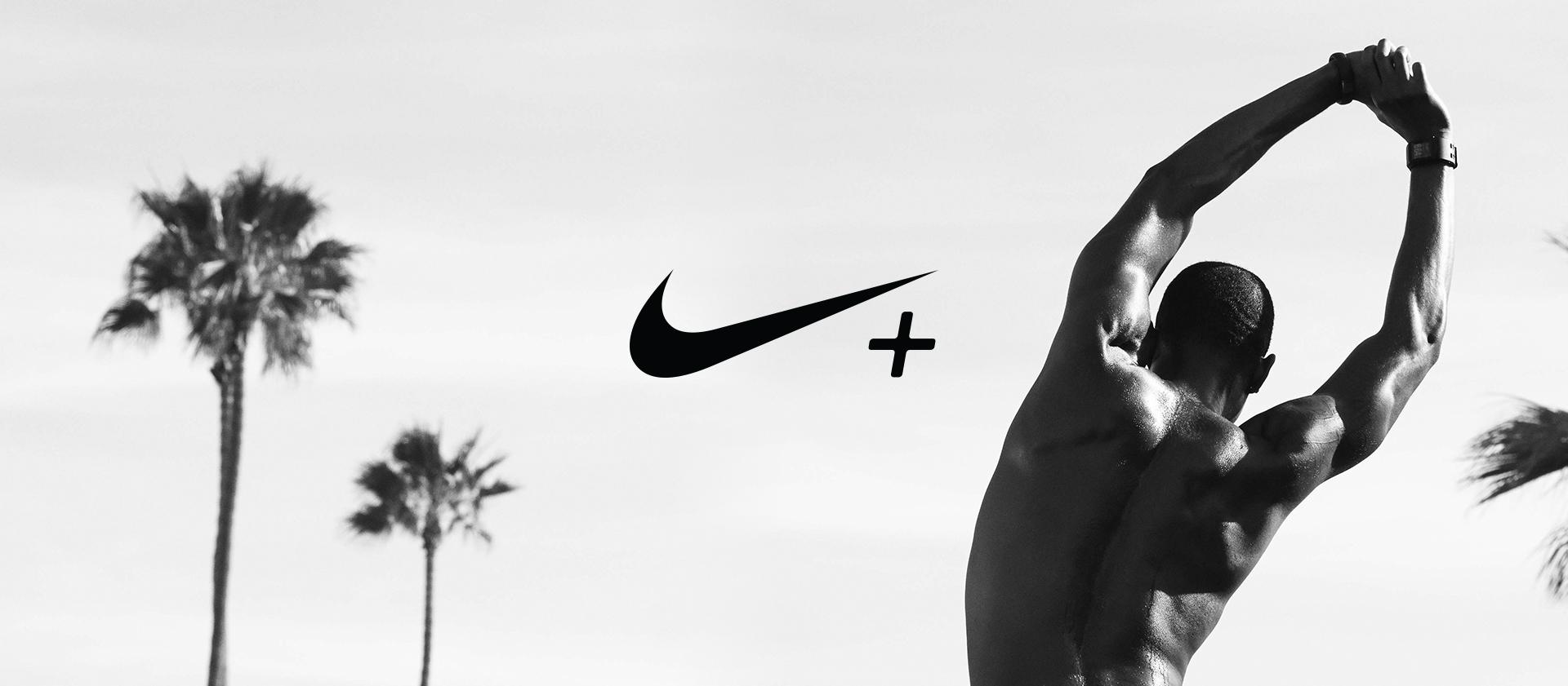 Nike+ Redesign