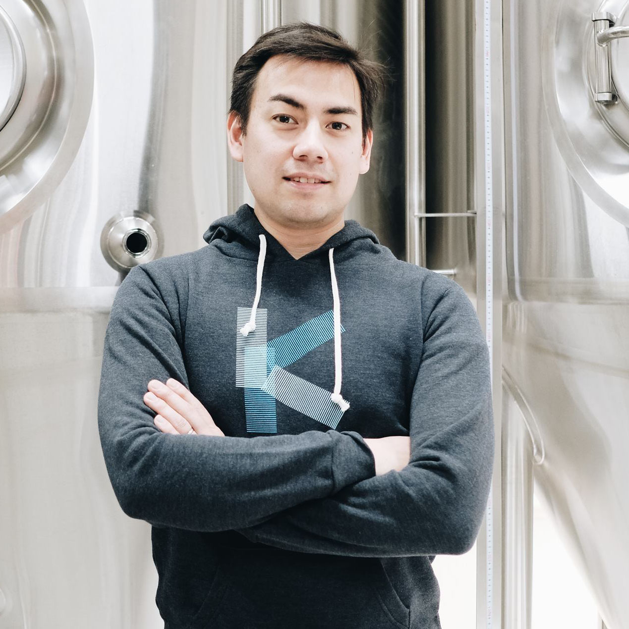 Paul Speed  Co-Founder and CEO,  Kyoto Brewing Co.