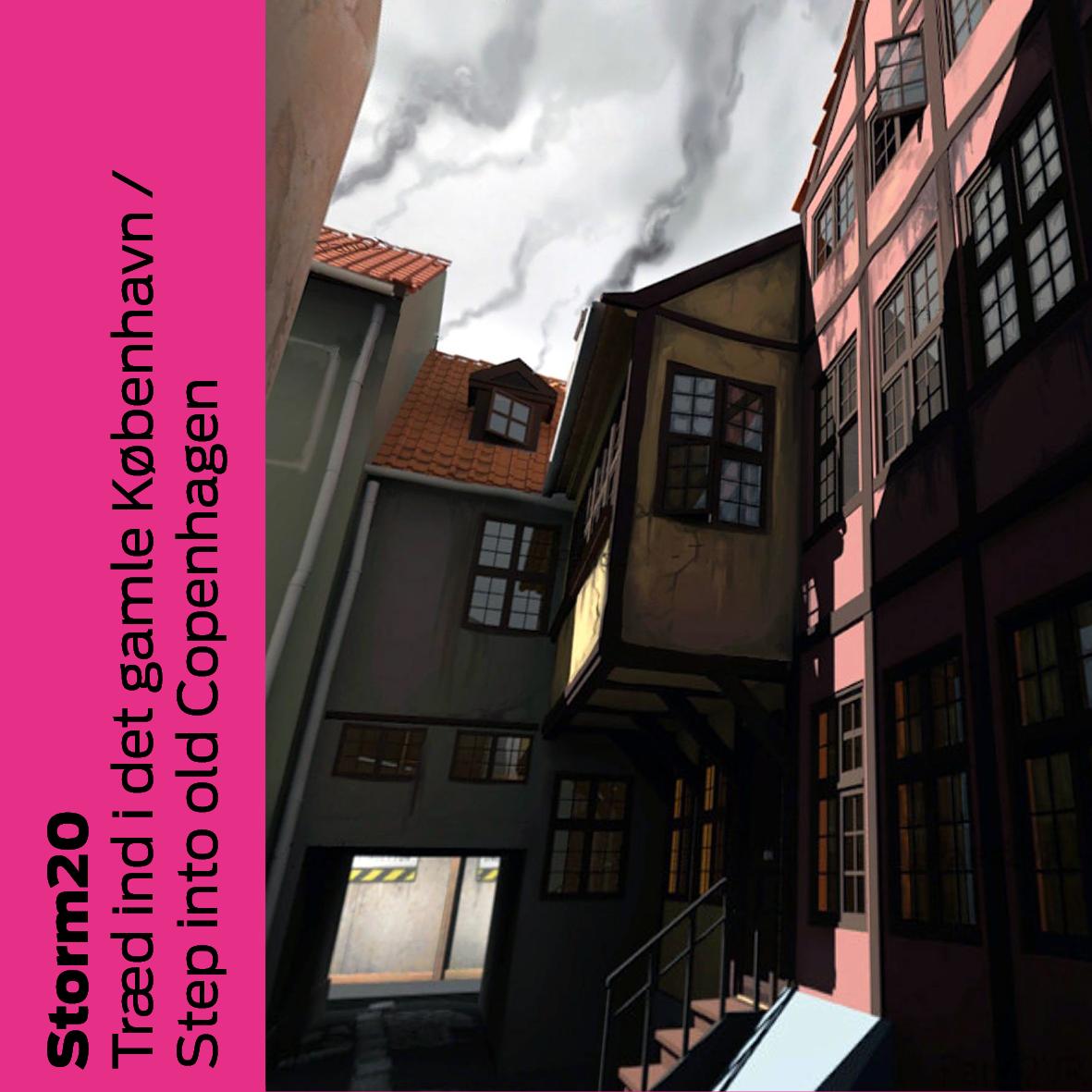 Storm20 (DK): Træd ind i det gamle København / Step into old Copenhagen
