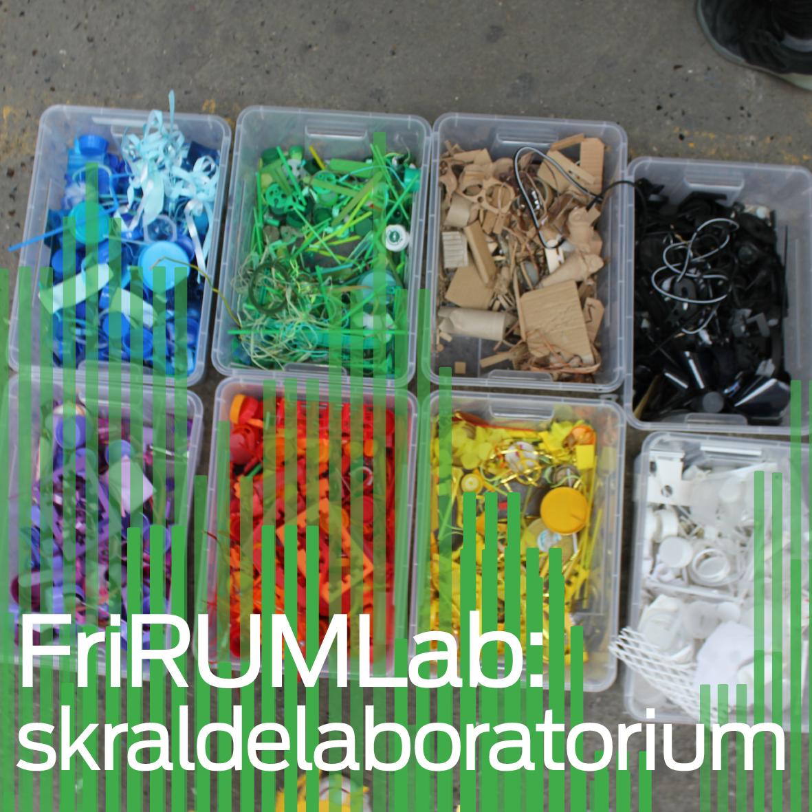 FriRUMLab: Skraldelaboratorium
