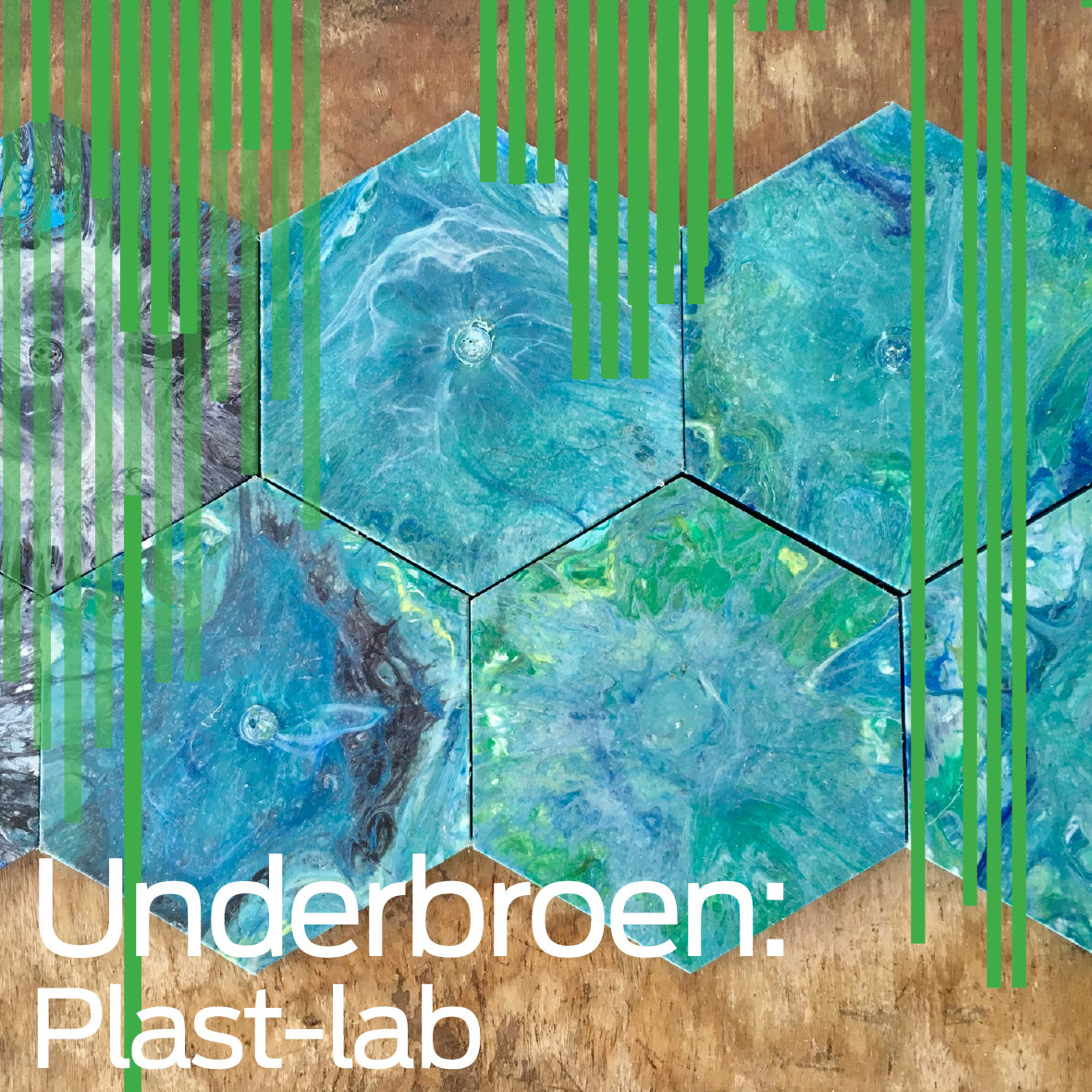 Underbroen: Plast-lab