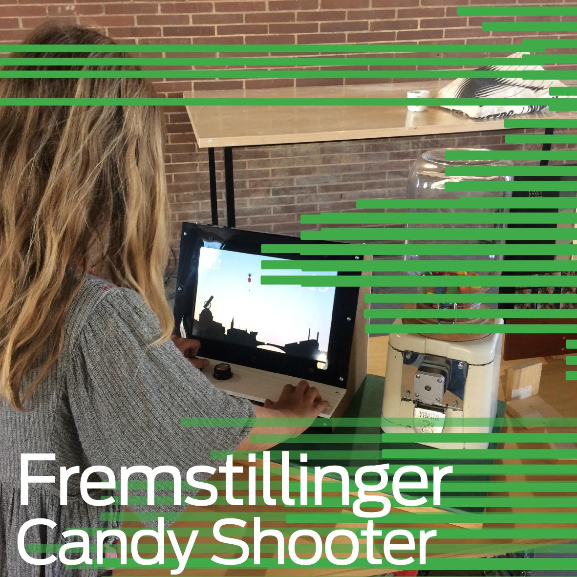 Fremstillinger: Candy Shooter