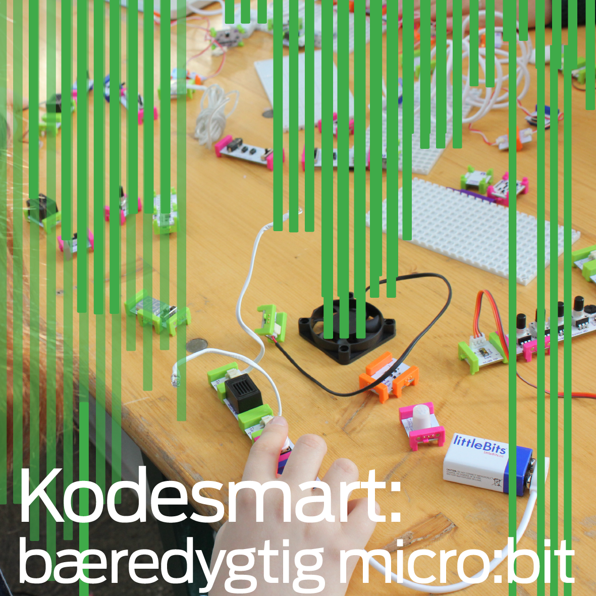 Kodesmart: Sustainable micro:bit