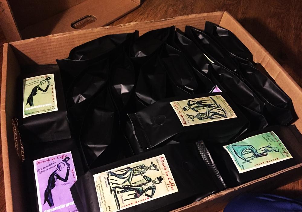 This box is for you Joburg @ the  organic emporium
