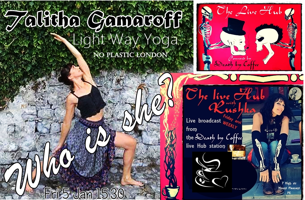 - Facebook page for Light Way Yoga with Talitha Gamaroff