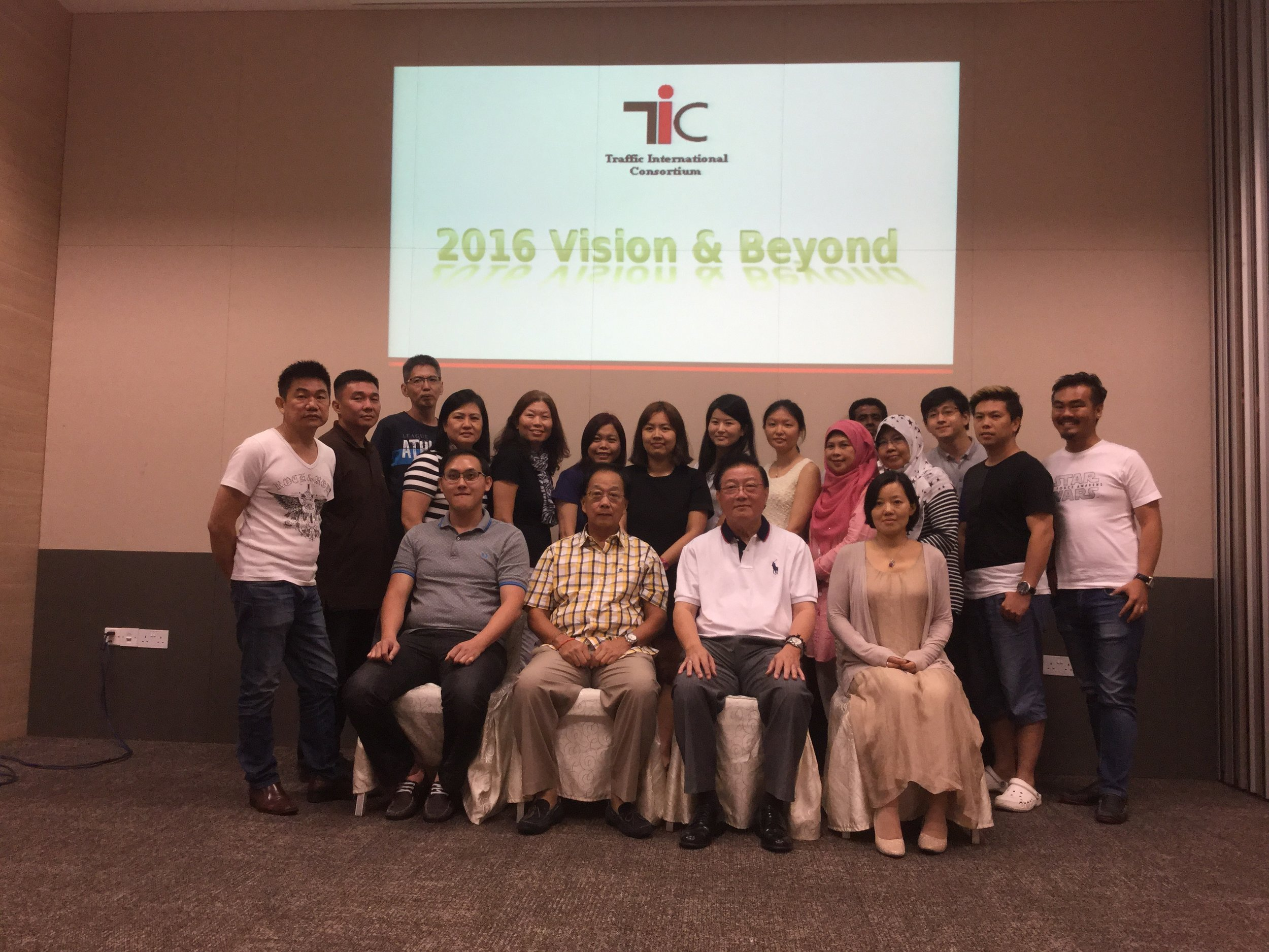 2016 Vision and Beyond