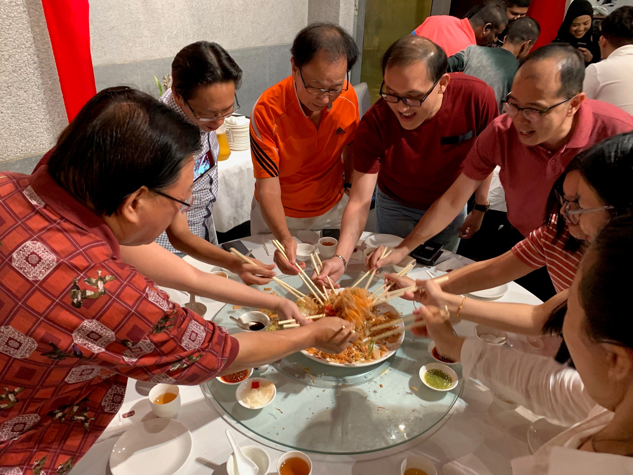 CNY 2019 LO HEI at Spring Court