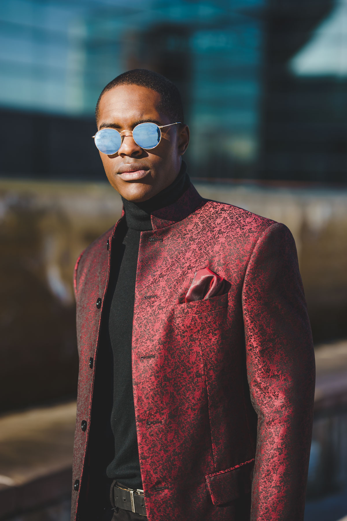 Mens Fashion PhotoShoot Tempe Arizona