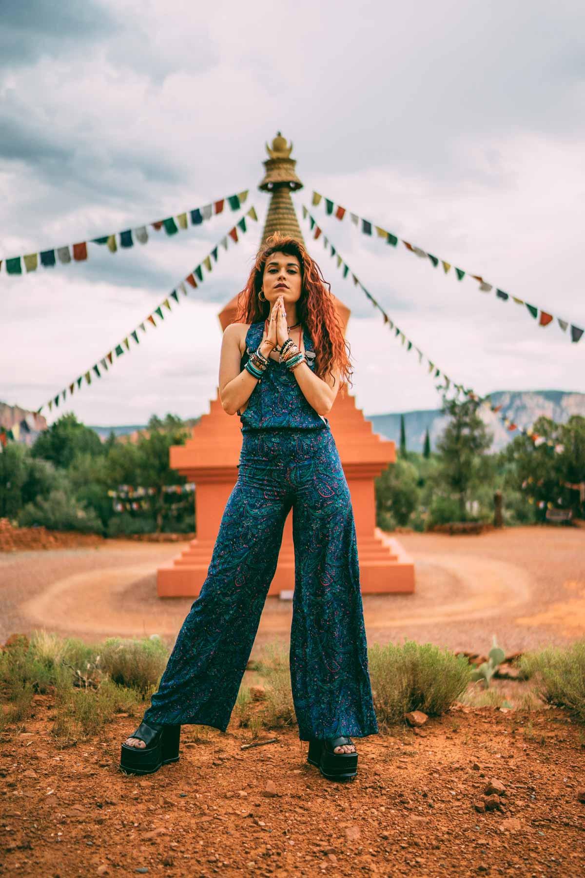 Modeled By: Tatiani De La Cruz Clothing: Eco Savage Photo by Jas Gold Jason Goldsmith