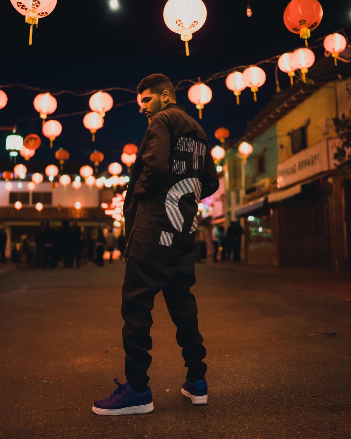 Downtown Los Angeles California Chinatown Photo by Jas Gold Jason Goldsmith