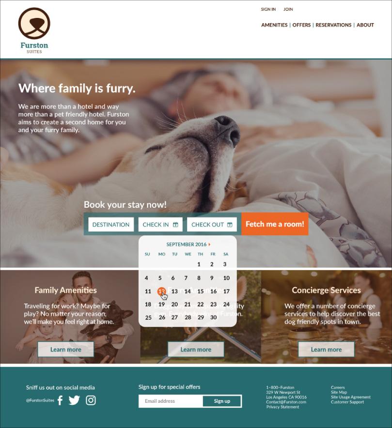 Homepage Design JasGold.com