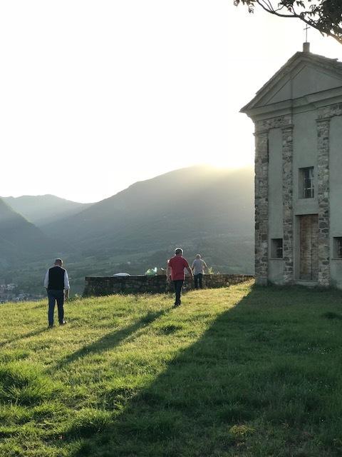 Italy - Emilia Romagna (Bobbio)  Paolo Foppiani + Giulio Armani  Coming soon!