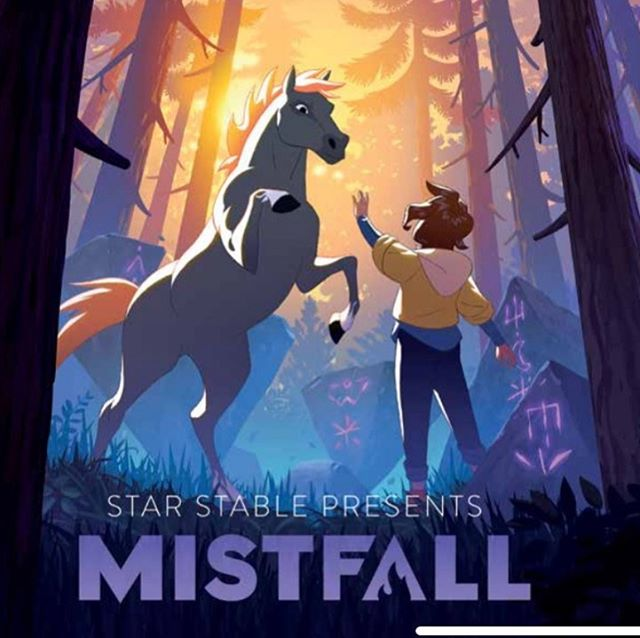 Saddle-up! Team Ferly is thrilled to join a fantasy adventure with Star Stable to bring you an animated adventure of epic proportions! #ferlyofficial #ferly #starstable #animation #entertainment #gaming #proud