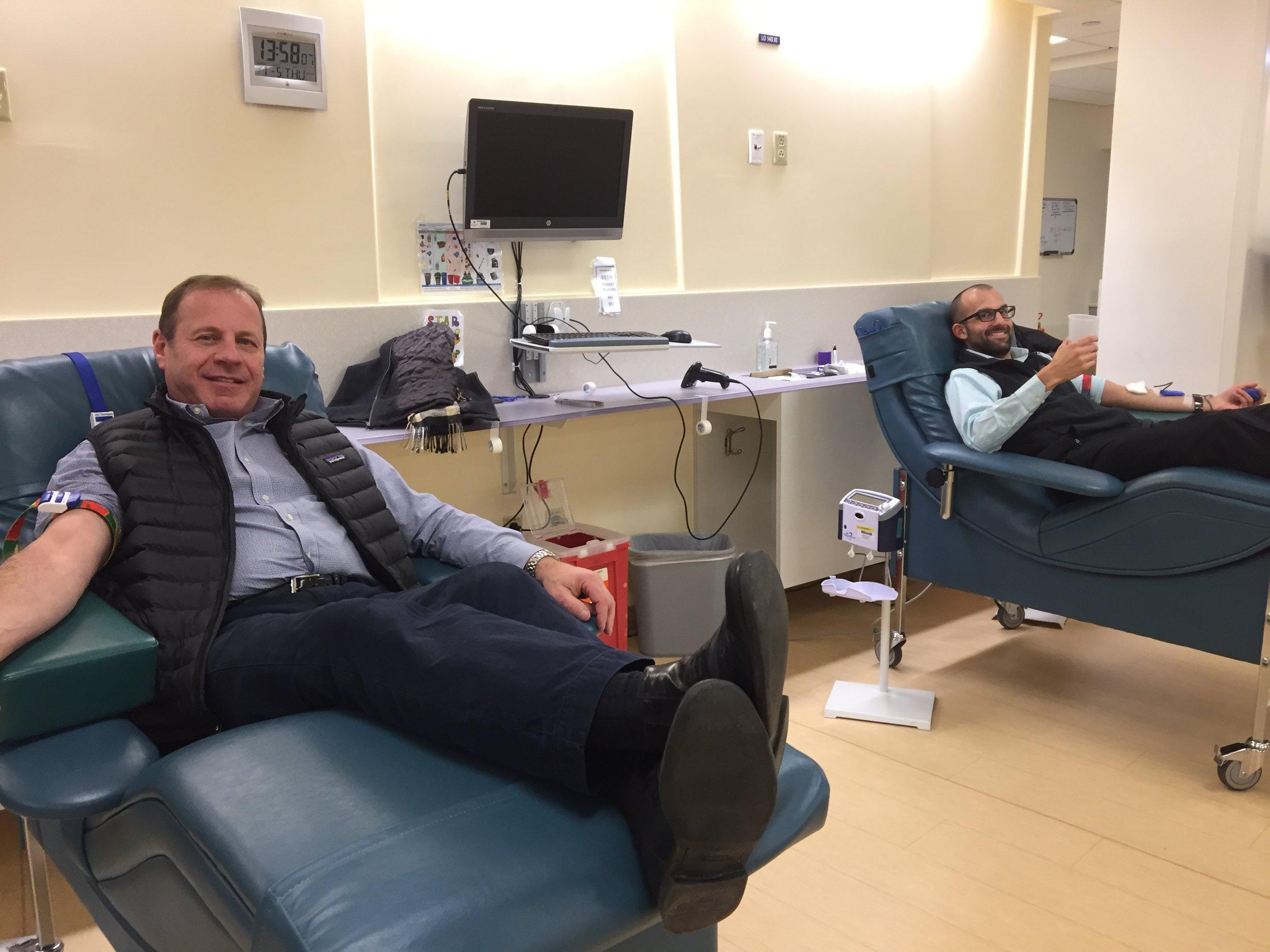 Children's Hospital Blood Donation