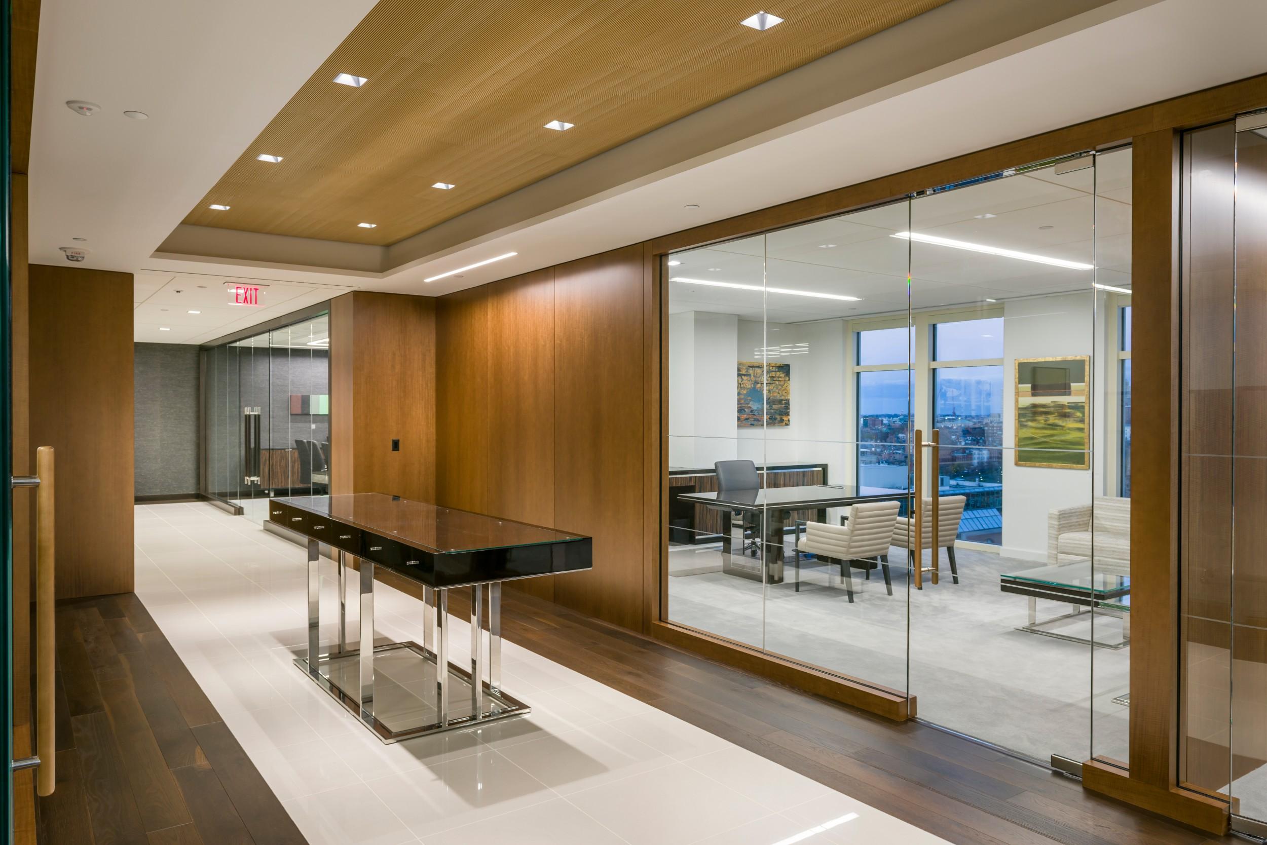 Corderman_Construction_Martignetti_Companies_Interior_Office_Buildout_Hallway_Office_View.jpg