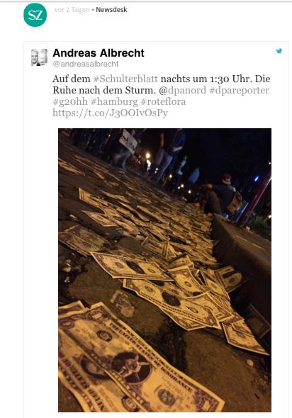 - Süddeutsche Zeitung6 July 2017