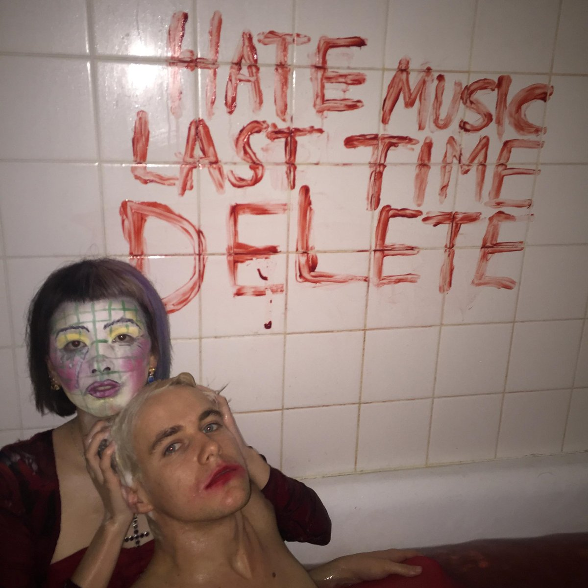 """HMLTD - Hate Music Last Time Deleted   Engineer on """"Mannequin"""" and """"Apple Of My Eye"""""""