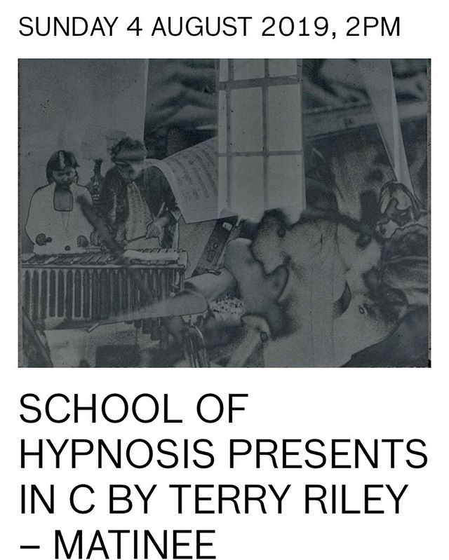 Members of HAHA are super excited to be a part of this incredible performance on Sunday, hosted by School of Hypnosis and the wonderful @vanishingtwinmusic (where all proceeds go to a very important charity @piefactorymargate) at @cafeotodalston.  More info in our bio!