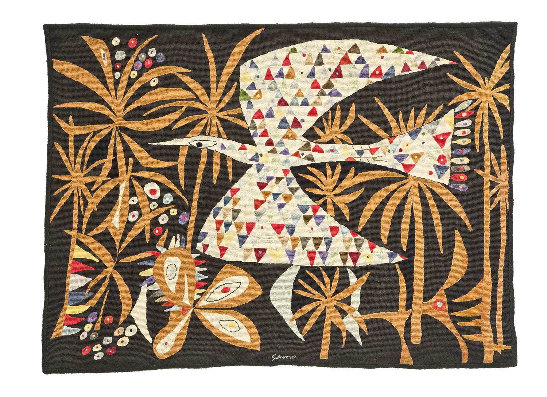Genaro Antonio Dantas De Carvalho, circa 1958, Tapestry  - 128 x 95 cm copy.jpg