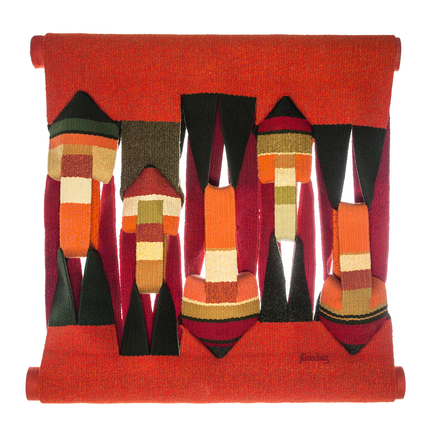 Jacques Douchez, circa 1983, Tapestry - 144 x 143 cm copy.jpg