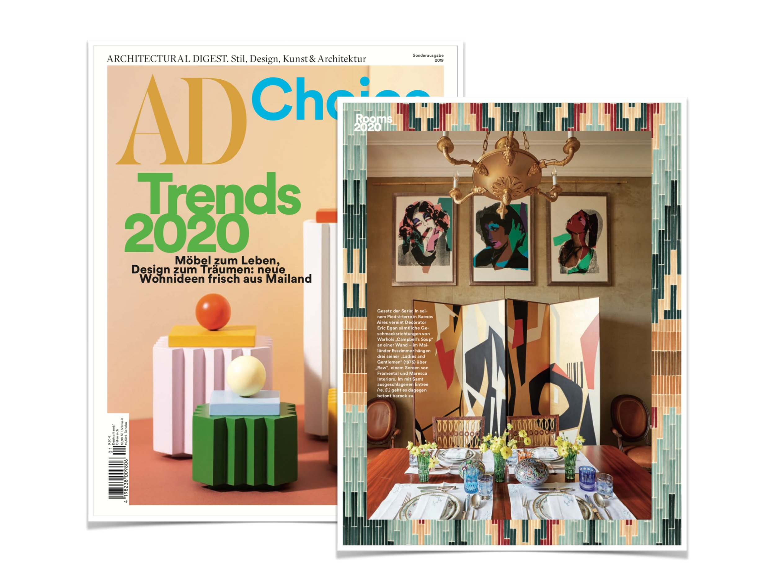 AD Germany Choice - Trends 2020 - Product feature