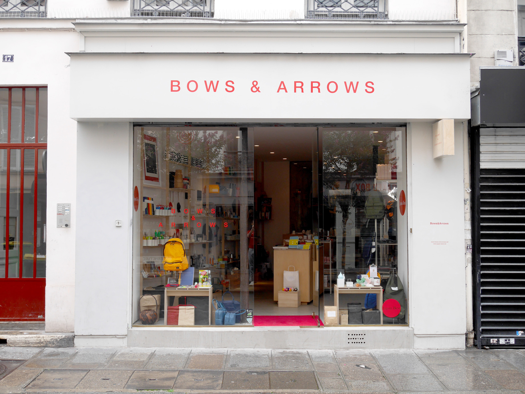 Bows & Arrows Paris