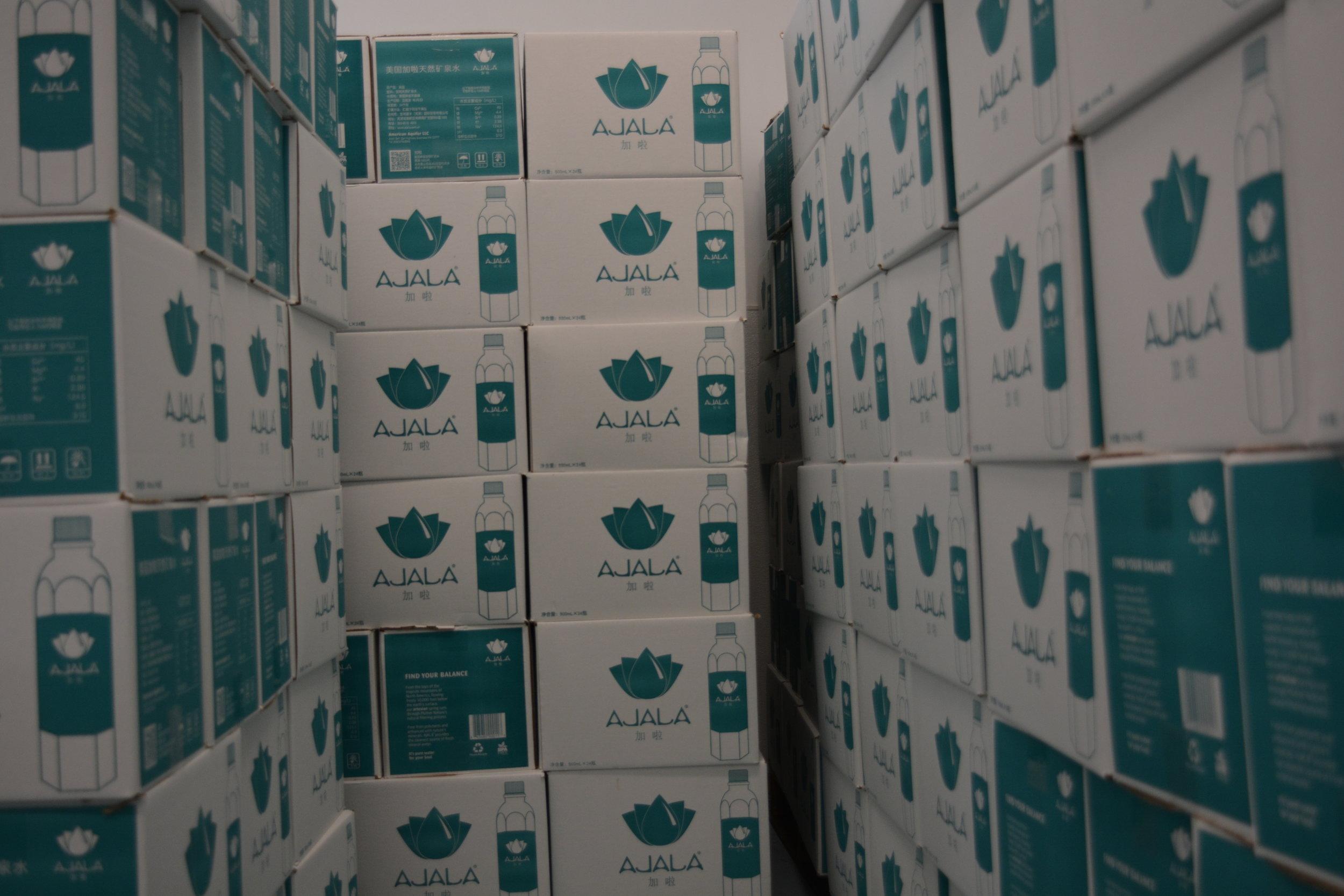 Jala Boxes Production