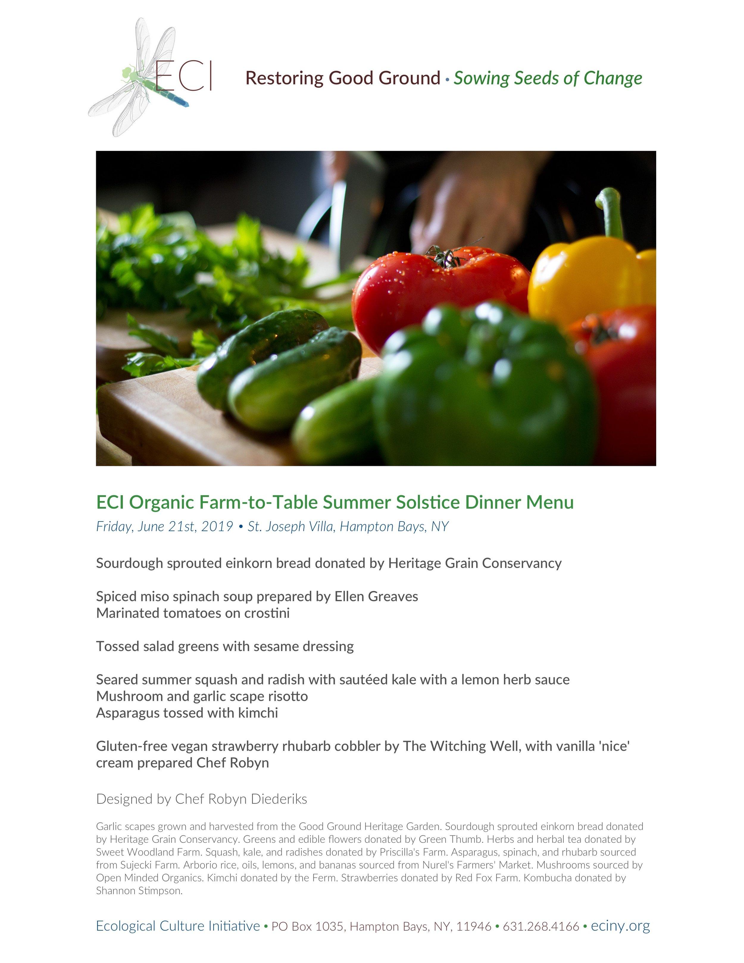 Organic Farm-to-Table Summer Solstice Dinner - Jun 21, 2019 - 8.5x11 menu.jpg