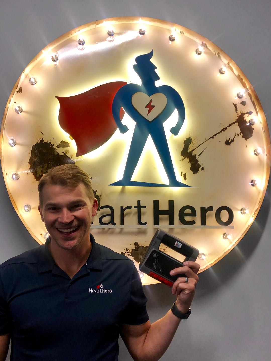 Blog post about startup HeartHero and the MedTech industry for Denver Startup Week.