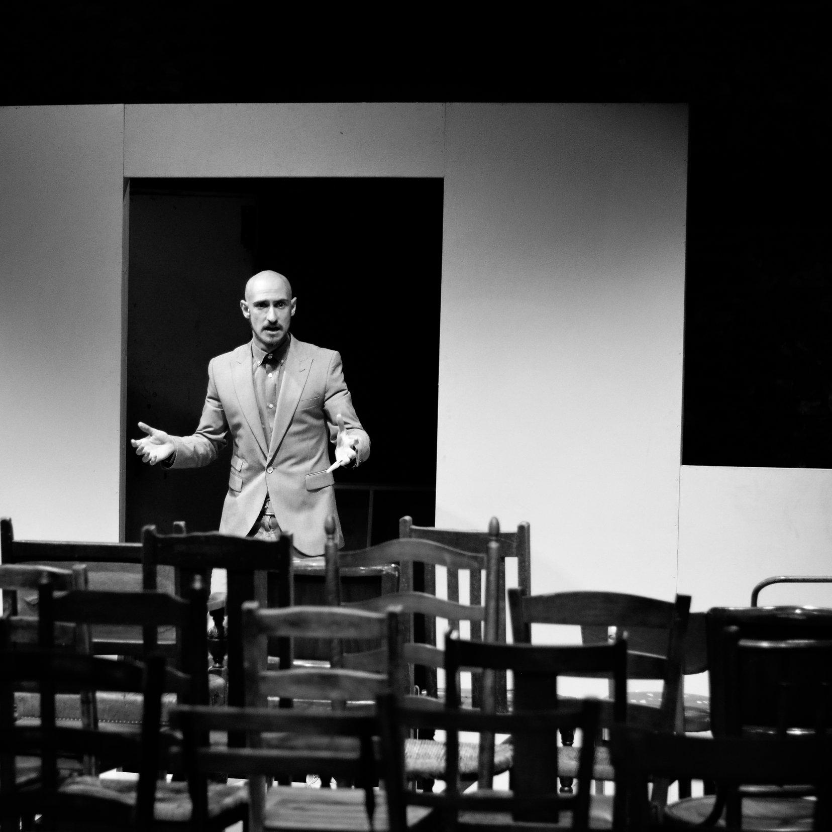 The Chairs |  director / translator