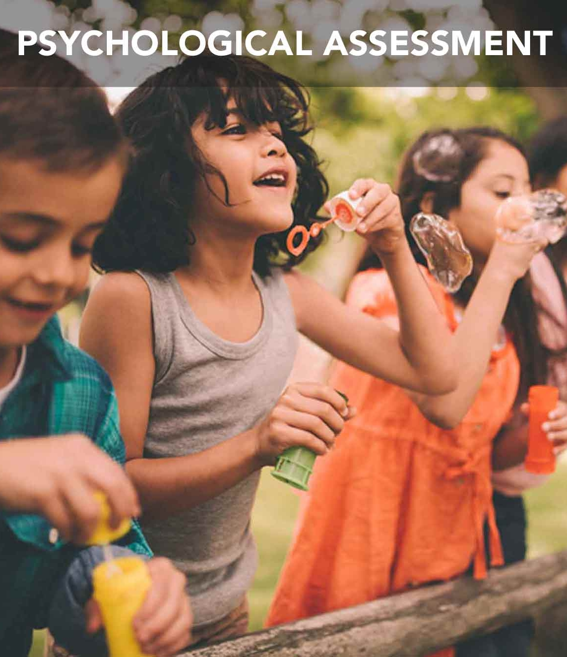 Group of kids for Columbus Ohio Child psychology practice Metta_Psychology