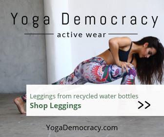 YOGA APPAREL - Environmentally Friendly