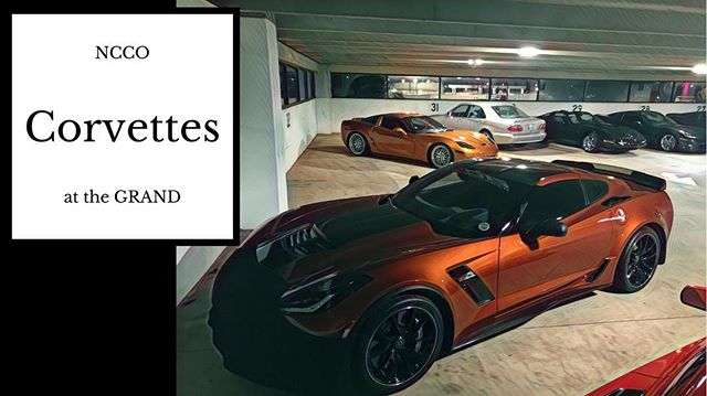 Video of the NCCO Corvettes at the Grand event is up. See link in profile. #Corvette #z06 #boosted #boostedcars #boostedlife #twinturbo #akrapovic #akrapovicexhaust
