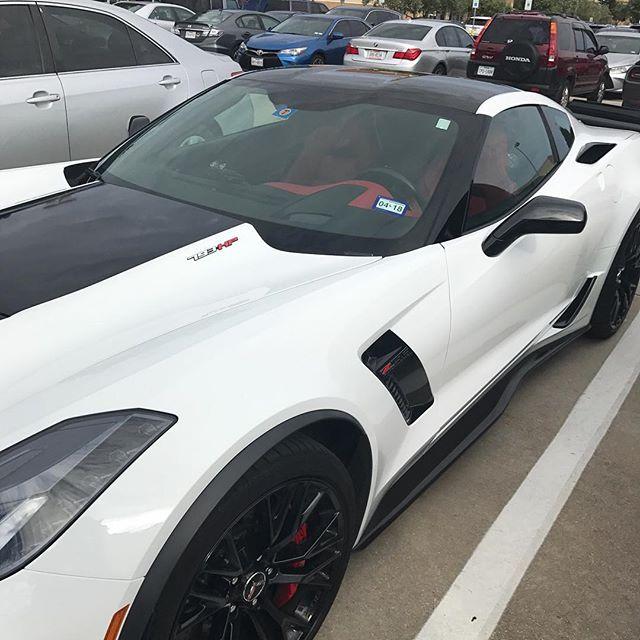 #Corvette #z06 #boosted #boostedcars #boostedlife #twinturbo #akrapovic #akrapovicexhaust.