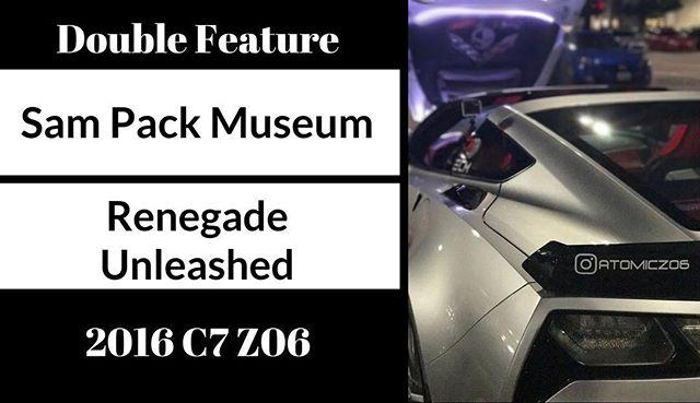 New video is up. See link in profile. #corvette #z06 #z06corvette #z06_supercharged #z06vette