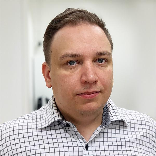 Hannu Kärki Digital Sales Specialist