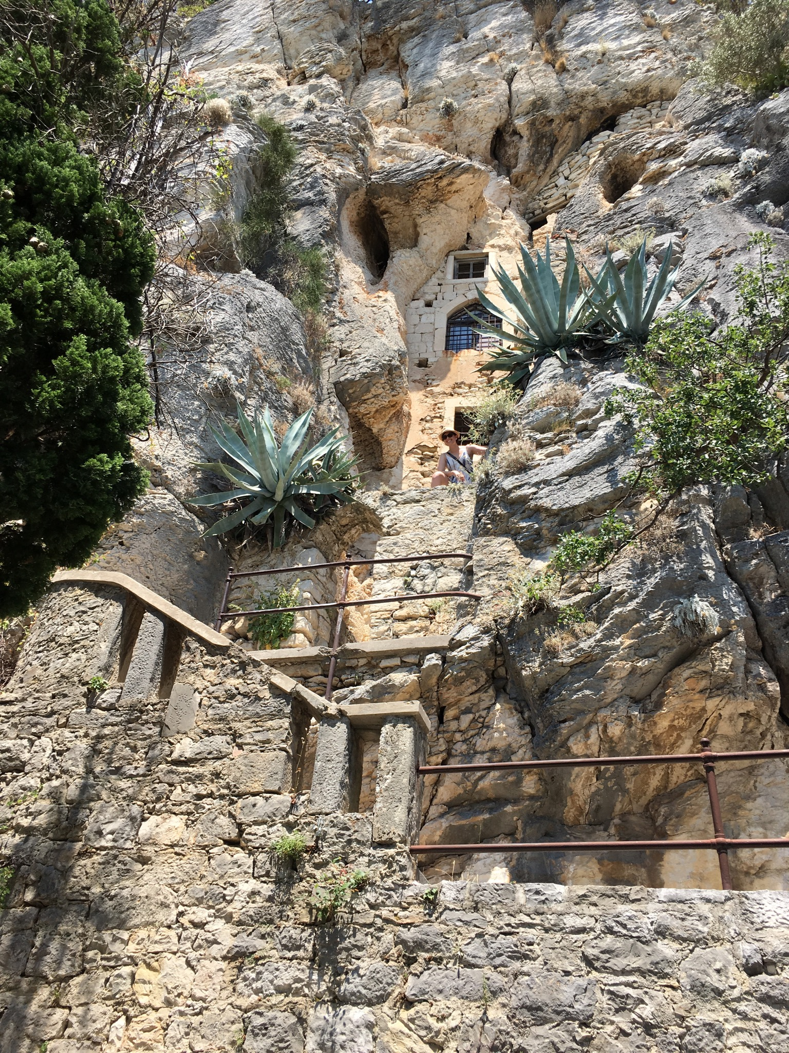 St Jere Church. Does this remind you of Petra?