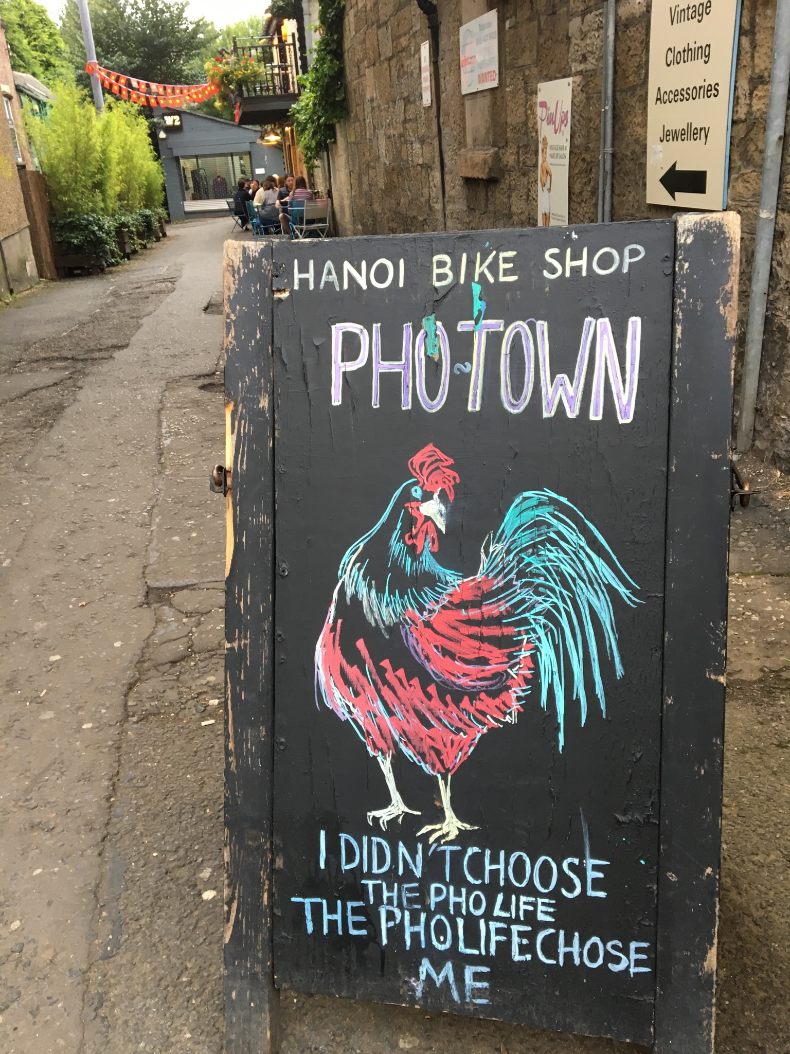 Hanoi Bike Shop