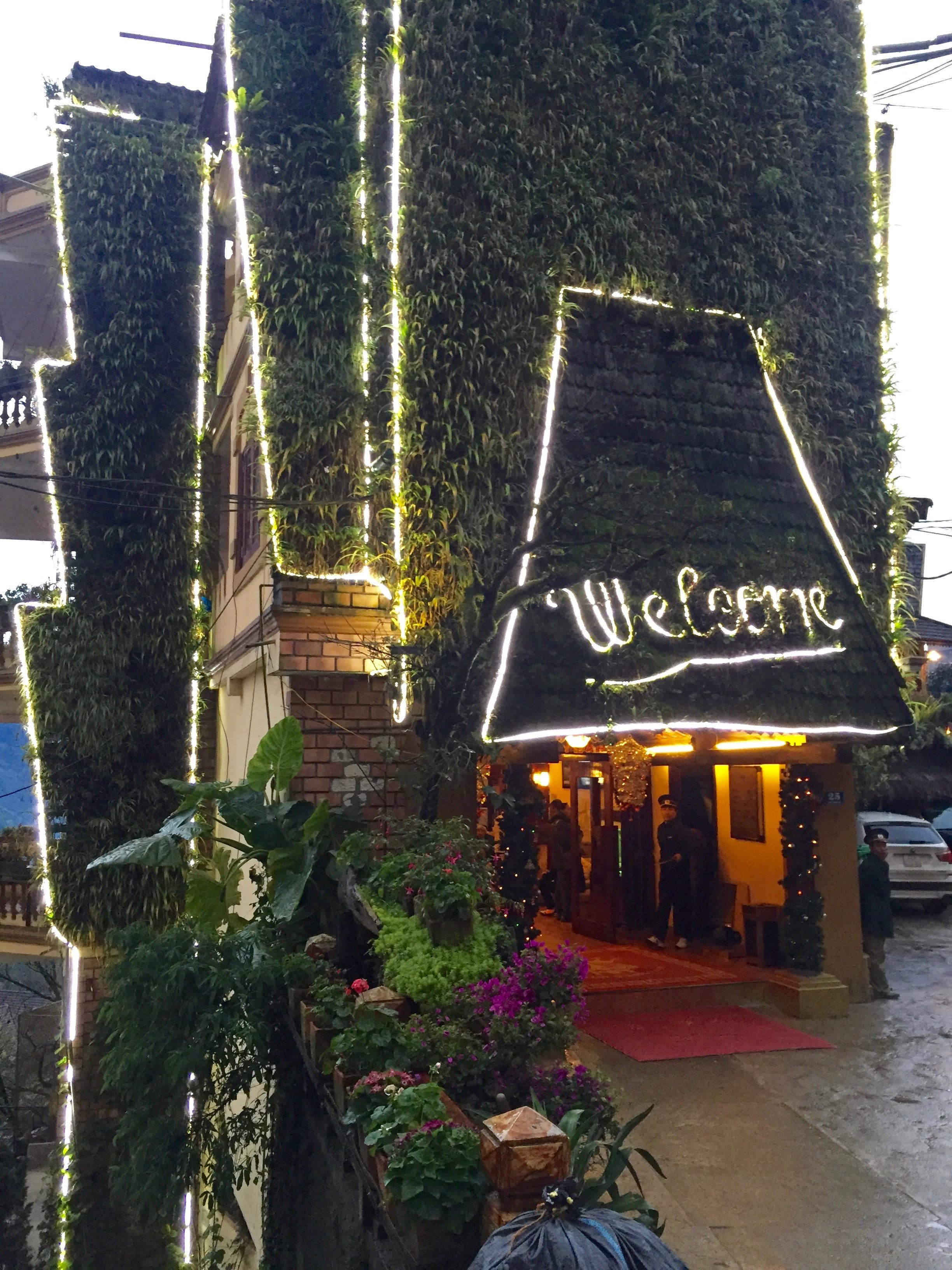 Welcome to Sa Pa!