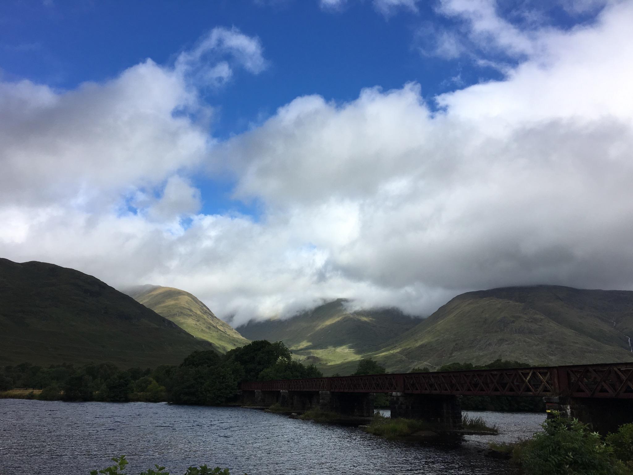 Scottish Highlands (August, 2016)