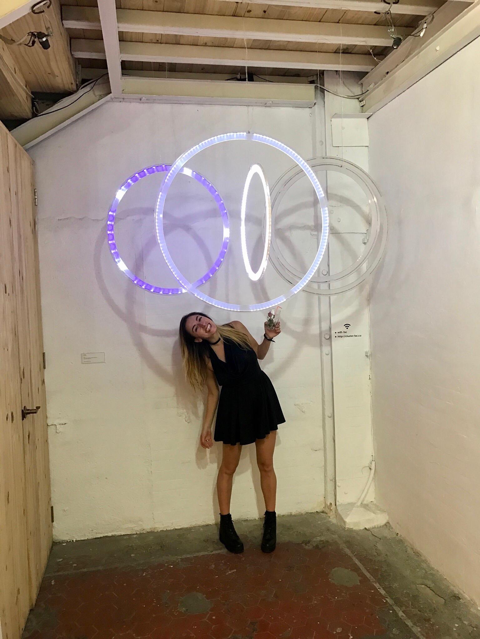 New Year's Eve 2016 at  Fabrica de Arte Cubano .