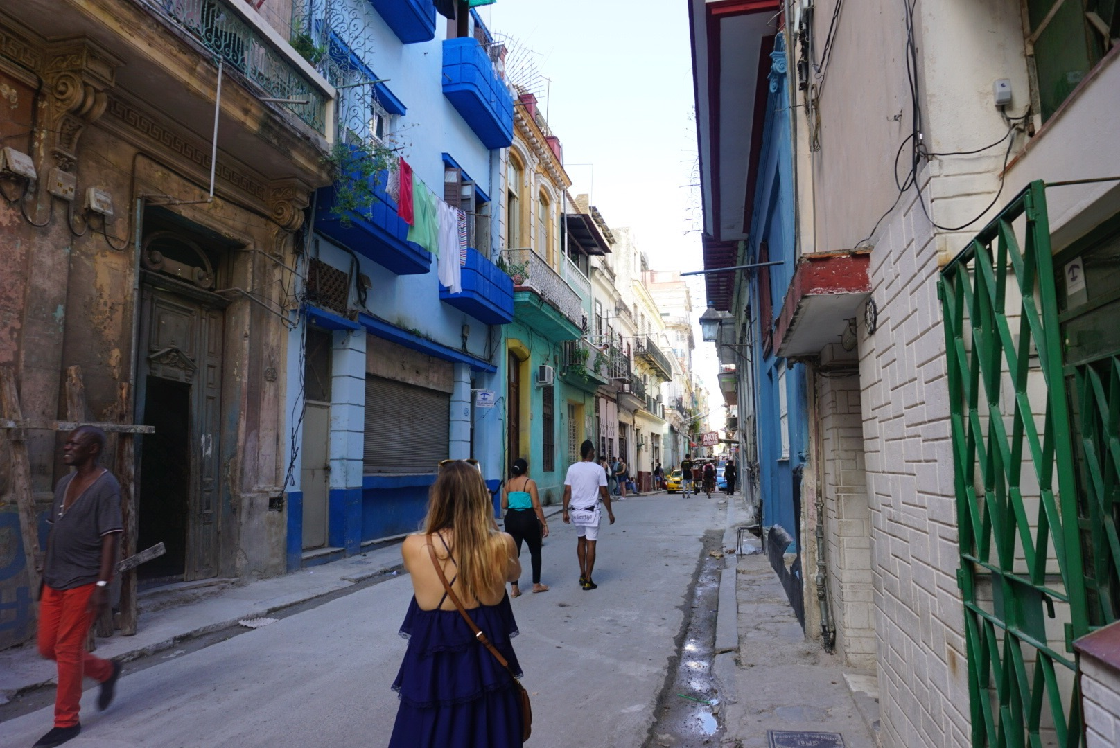 I loved taking pictures on the streets of Havana. The locals are a huge part of what makes this city so unique.
