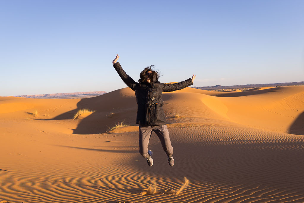 I just thought this picture was so cool to see the sand mid air.