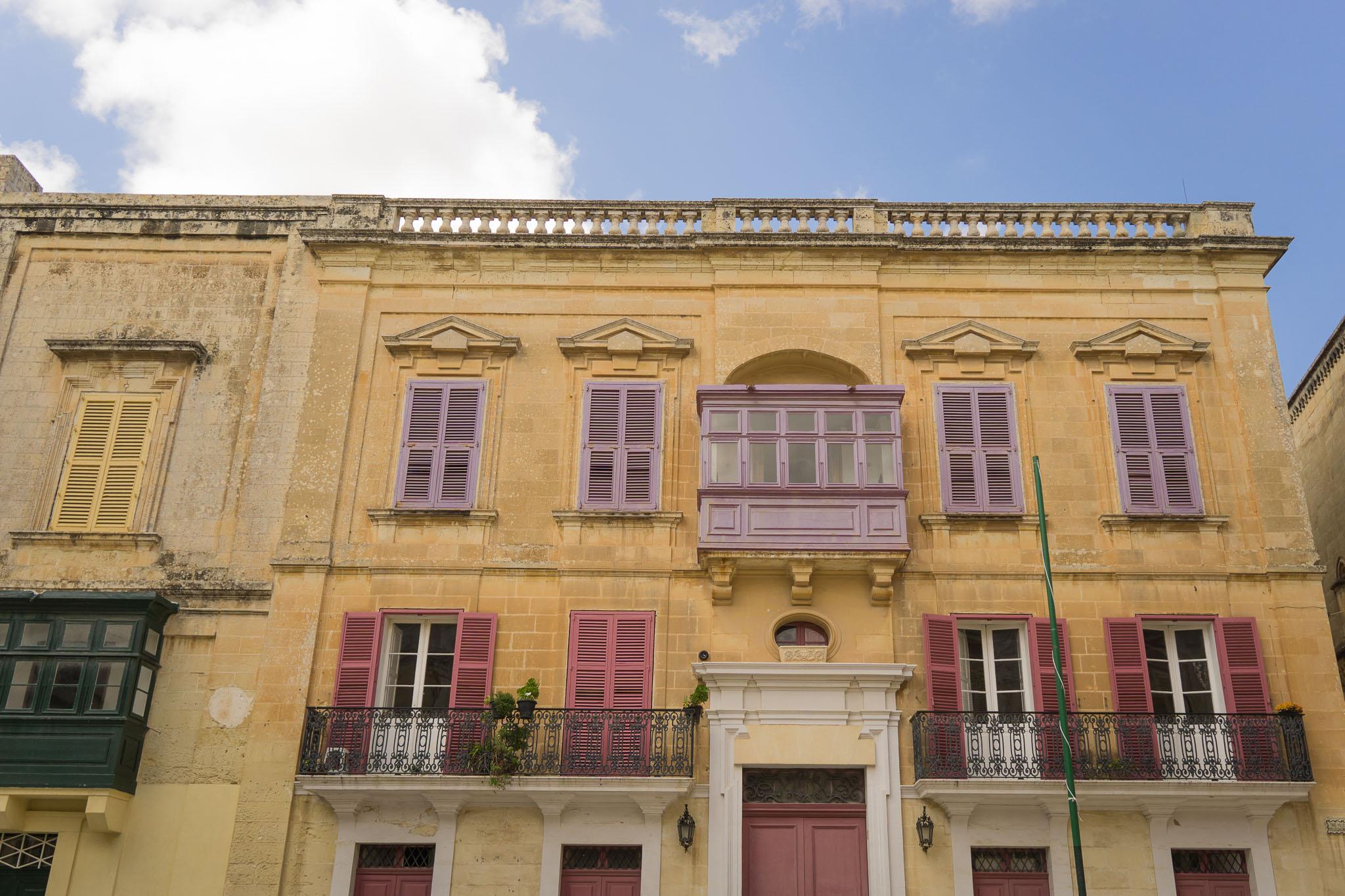 Pretty facades.