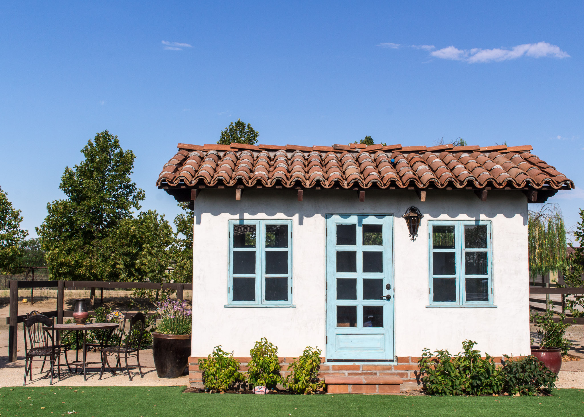 A casita in Paso Robles.