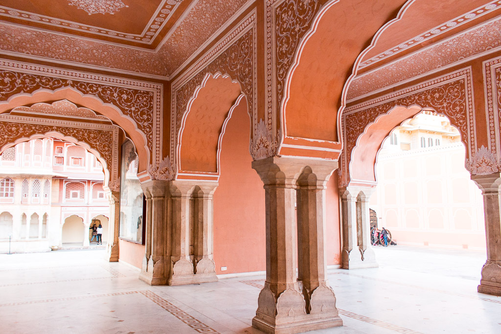 Can you guess why Jaipur is called the pink city?