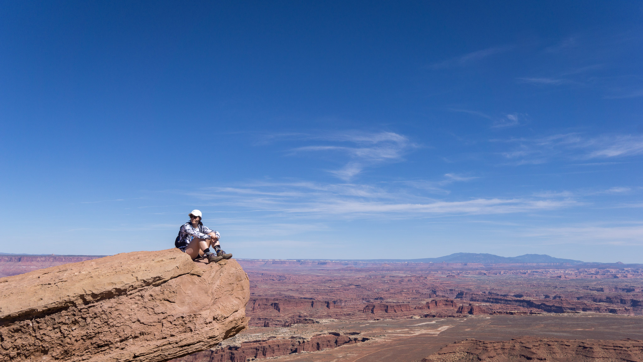 Grand View Point, Canyonlands National Park